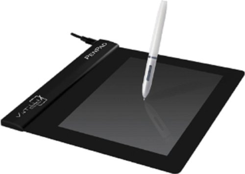 Check For More Info On VT PenPad 7.7-Inch Graphic Pen Tablet (Black)