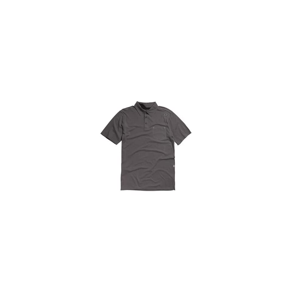 Fox Racing Outfoxed Polo   2X Large/Graphite