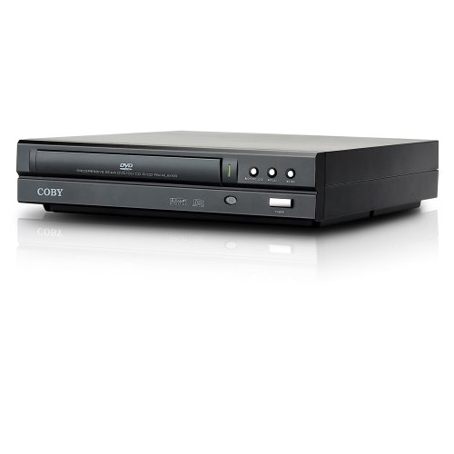 Coby DVD-224 Compact DVD Player