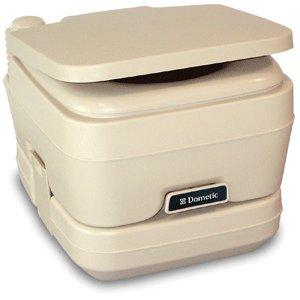 Sani Pottie 964 Parchment (Clean N Green Rv Toilet compare prices)