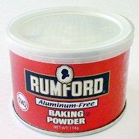 ラムフォード ベーキングパウダー アルミニウムフリー 114g