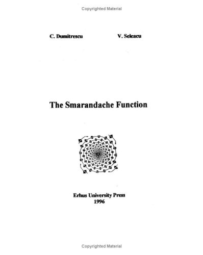 The Smarandache Function
