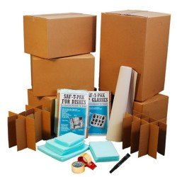 Kitchen Moving Box Kit # 1 Moving boxes & Moving Supplies: