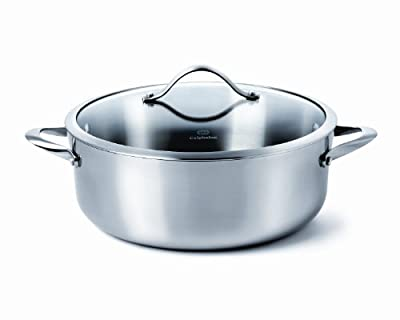 Calphalon Contemporary Stainless 8-qt. Dutch Oven & Cover by Calphalon