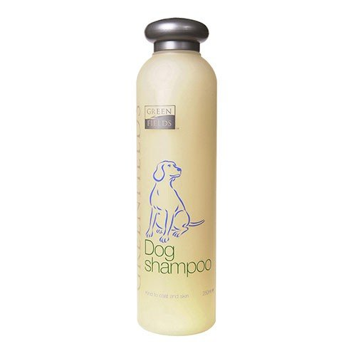 Bild: Hundeshampoo und Spülung Greenfields Fellpflege sonstiges Zubehör zur Hundepflege günstig Welpenzubehör