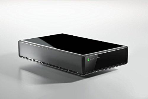 ロジテック 省電力&静音仕様モデル USB 2.0 外付けハードディスク 2TB LHD-EN2000U2W