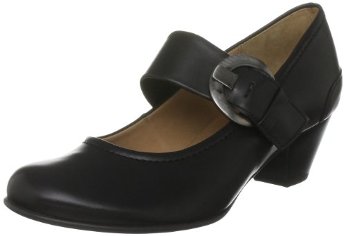 Gabor Women's Mindy Black Mary Janes 45.458.27 4.5 UK