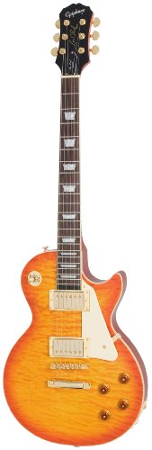 Epiphone Les Paul Ultra-II Les Paul Collection Electric Guitar, Faded Cherry Sunburst