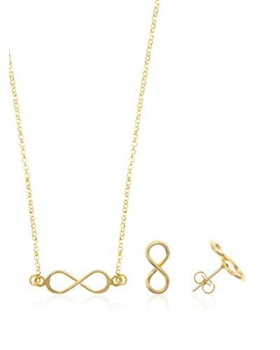 Córdoba Jewels Set collana e orecchini argento 925