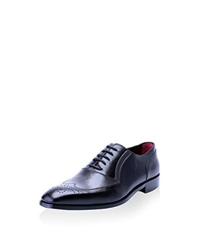 Deckard Zapatos Oxford Negro / Gris
