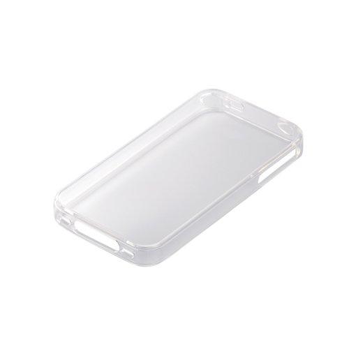 iBUFFALO iPhone4S 『柔らかくて硬い』TPUケース(クリア) BSIP11PCTCR