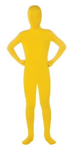 Child's Yellow Second Skin Suit, Large