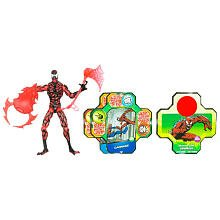 Spider-Man The Animated Series 3 3/4 Monster Claw Carnage Action Figure (Marvel Universe Carnage compare prices)