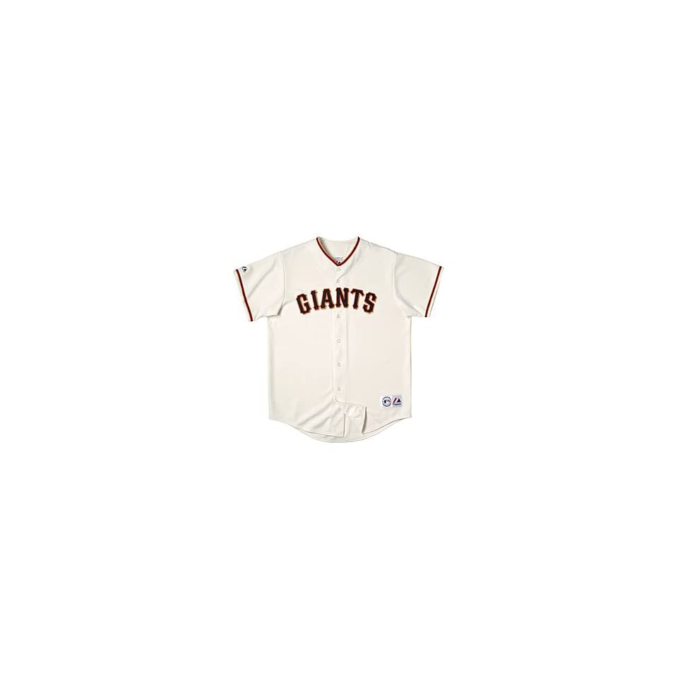 Majestic Youth MLB Replica Home Jerseys   San Francisco Giants
