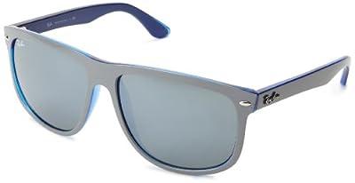 Ray-Ban Square Sunglasses,Tortoise Frame/Brown Lens