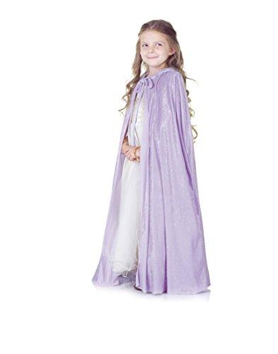 [Little Girls Princess Cape] (Fairy Princess Costume Diy)