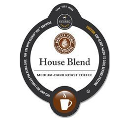 Barista Prima House Blend Coffee Keurig Vue Portion Pack, 48 count