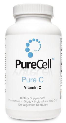 Purecell 700 Pure C Vitamin C 120 Capsules