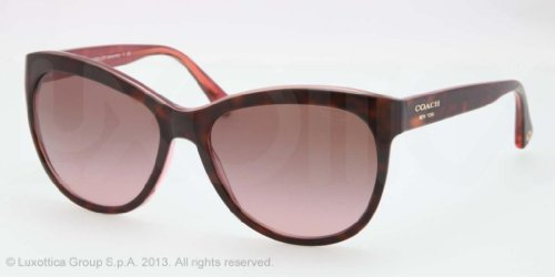 Coach   Coach Cat Eye Sunglasses HC 8055 Tortoise 5115/14 Samantha