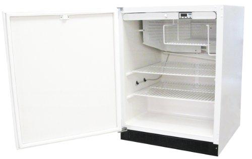 Marvel Scientific 6Cadm101 General Purpose Undercounter Refrigerator With Left Hinged Door, White Door Color, Without Door Lock front-640619