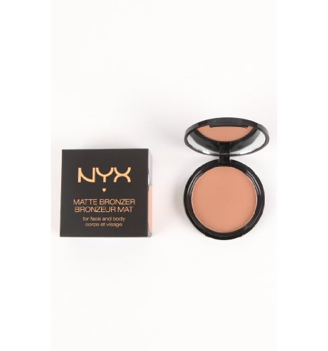 Nyx Los Angeles Womens Matte Face N Body Bronzer
