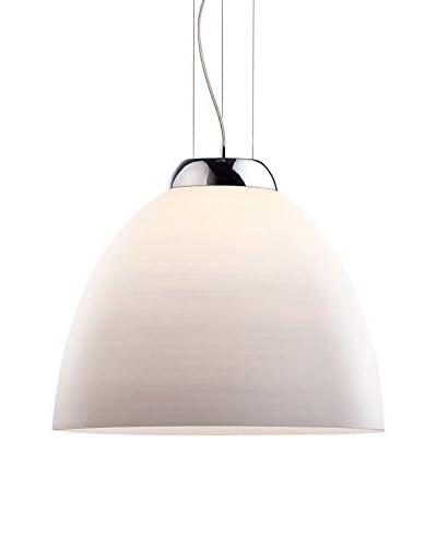 EVERGREEN LIGHTS Lámpara De Suspensión TOLOMEO SP1 D40 Blanco