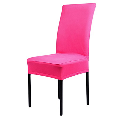 6x-Stuhlhussen-Strech-Dining-Chair-Bezug-waschbar-Stuhl-Abdeckung-fr-Hotel-Haus-Dekoration-Hochzeitsessen-Stuhlhusse-Hot-pink