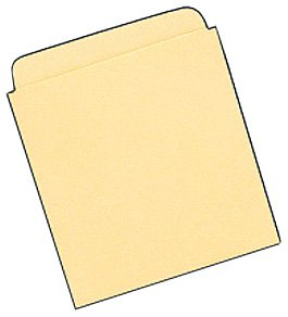 Library Card Pockets, 50-Count
