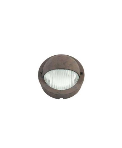 Hubbell Lighting El-Ab Led Eyelid Lightscaper Fixture, Antique Bronze Finish