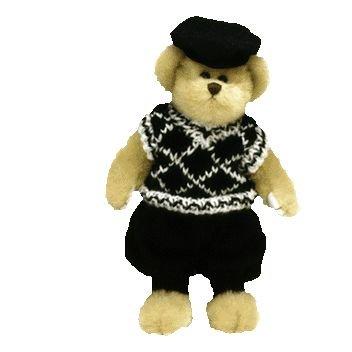 ty MULLIGAN THE GOLF BEAR (Retired)