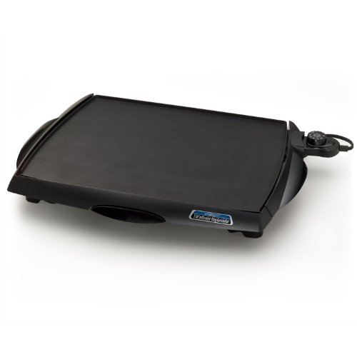 Cheapest Price! Presto 07046 Tilt 'n Drain Big Griddle Cool-Touch Electric Griddle (2-Pack)