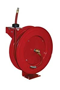 "ATD Tools 31167 1/2"" x 50' Retractable Air Hose Reel"