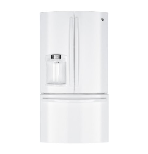 Ge Gfe29Hgdww 28.6 Cu. Ft. White French Door Refrigerator - Energy Star front-104546