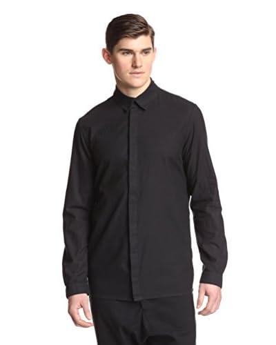 Alexandre Plokhov Men's Overlap Collar Shirt