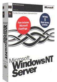 Microsoft Windows NT Server 4.0 5 CAL