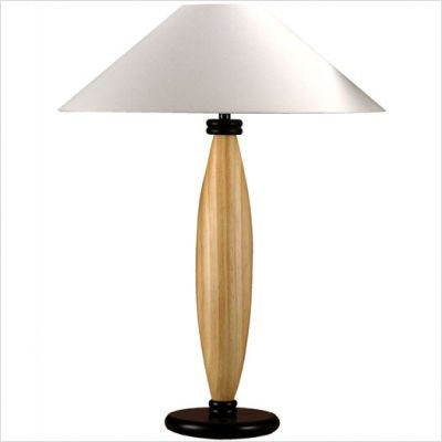 Basics Table Lamp in Wood