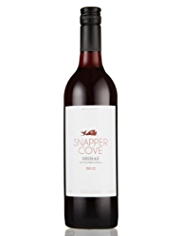 Snapper Cove Shiraz 2012 - Case of 6
