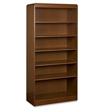 LLR85053 - Lorell 6-Shelves Bookcase