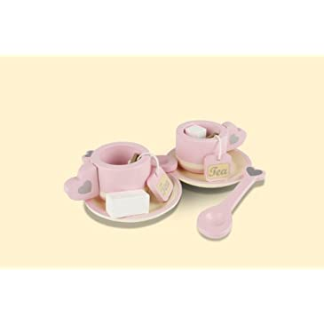 Butterflies™ Wooden Tea Set