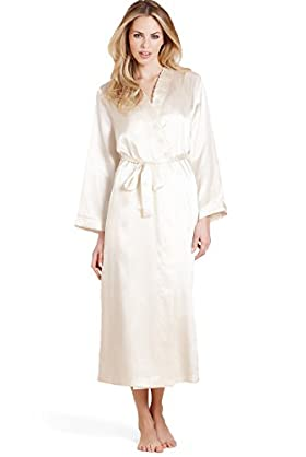 Per Una Satin Wrap Dressing Gown