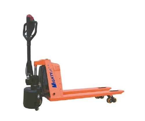 Semi-Electric Pallet Jack 3300# Powered Pallet Jack Includes Free Shipping