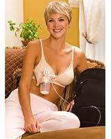La Leche League International Womens' Patented Nursing/Pumping Bra