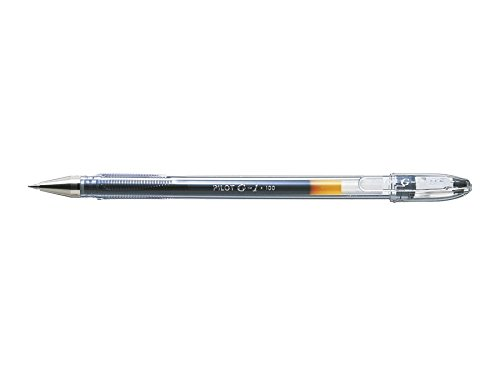 Pilot BLG1-5TB - Roller gel, 0.5 mm, color negro