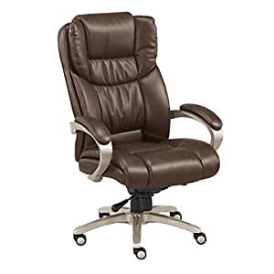 High Back Faux Leather Executive Chair Office Products