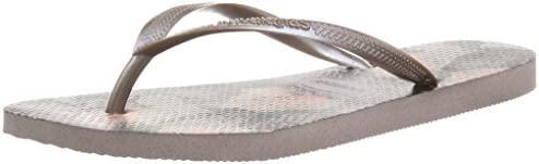 Havaianas Womens' Slim Animals Flip Flops