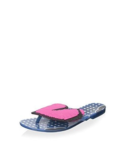 Vivienne Westwood Women's Flat Sandal with Heart
