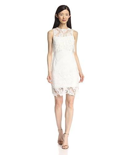 Julia Jordan Women's Lace Popover Dress