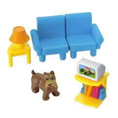 Fisher-Price My First Dollhouse TV Room
