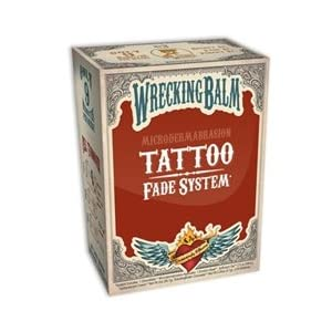 Amazoncom customer reviews wrecking balm tattoo removal for Tattoo cream at walmart