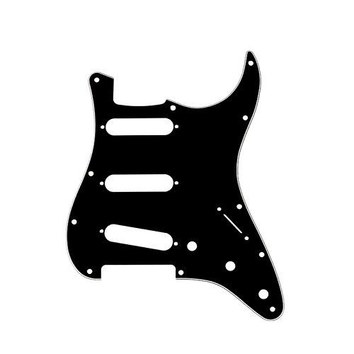 musiclily-3ply-sss-11-holes-strat-electric-guitar-pickguard-for-fender-us-mexico-made-standard-strat